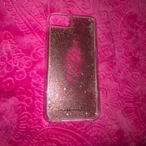 Accessories - Sparkly pink casemate phone case!